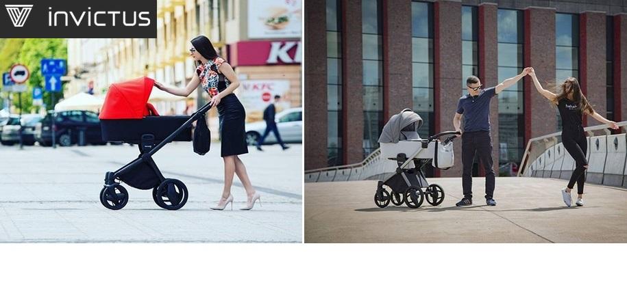 детские коляски Invictus